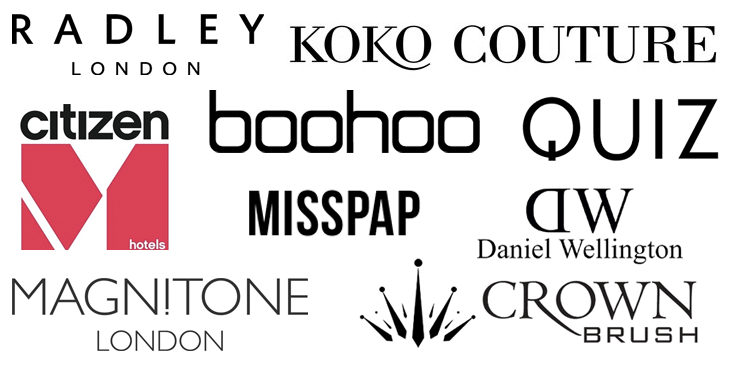 Brands I've Worked With.. LUCY-COLE