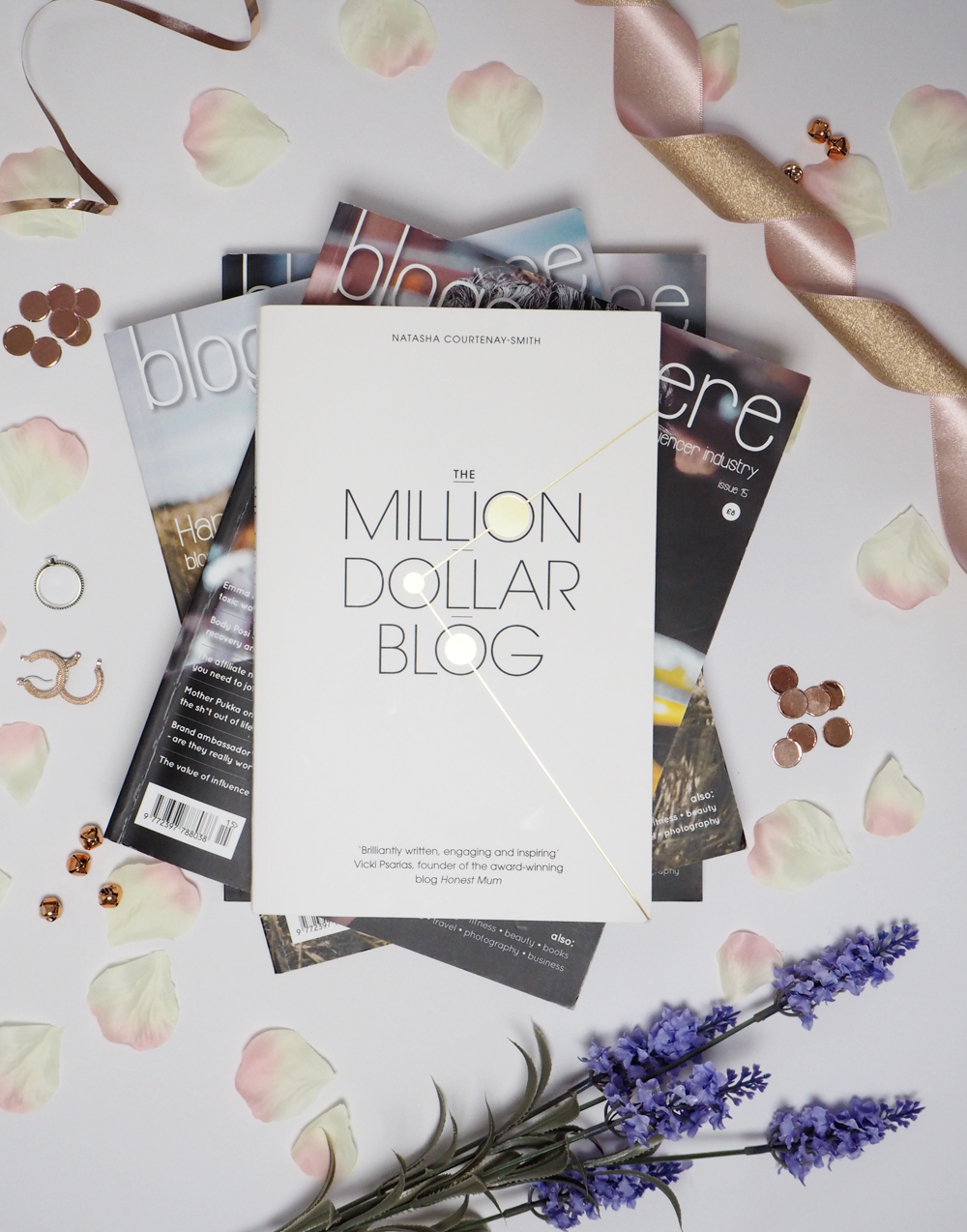 The Million Dollar Blog Blogger Book