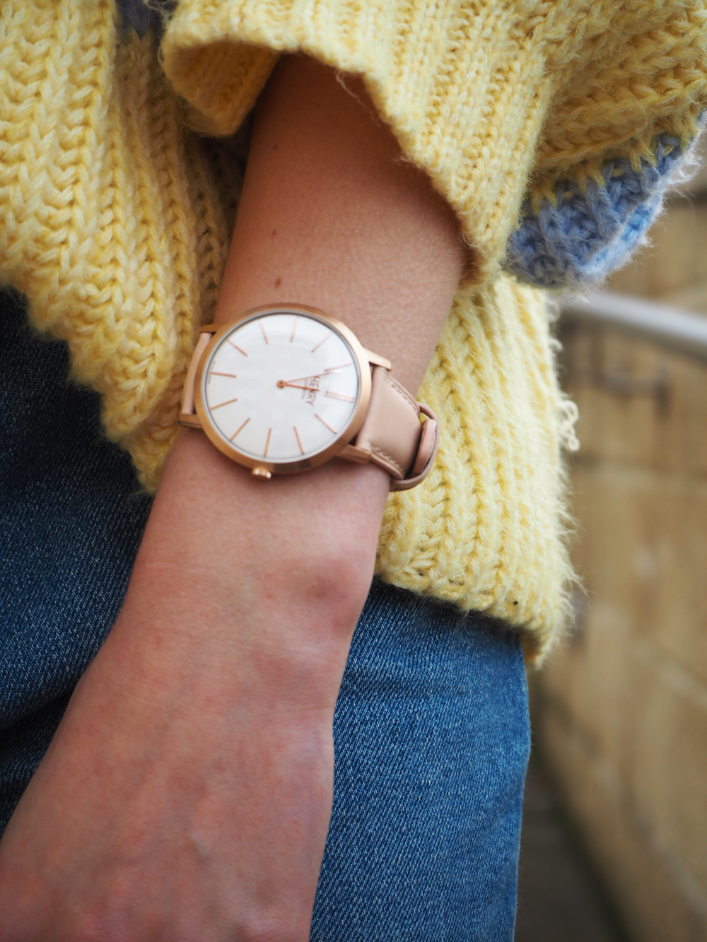 Henry London Watch // LUCY-COLE