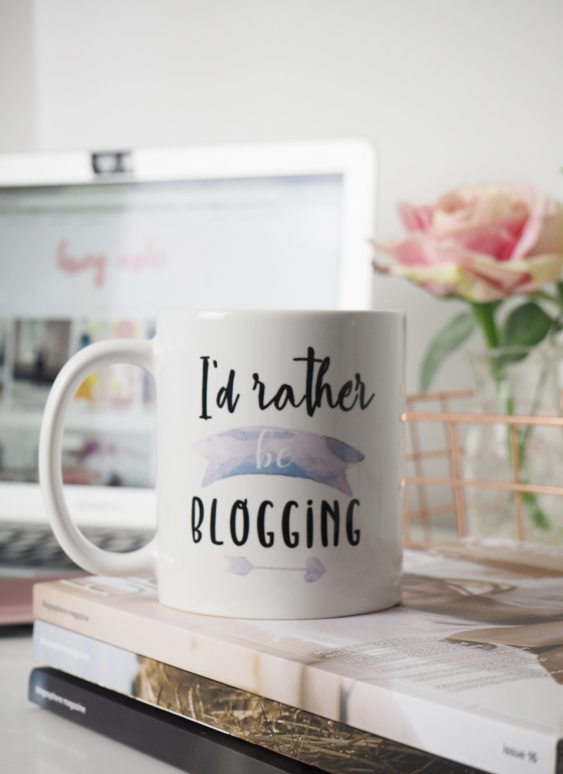 How I'm keeping on top of my blogging admin