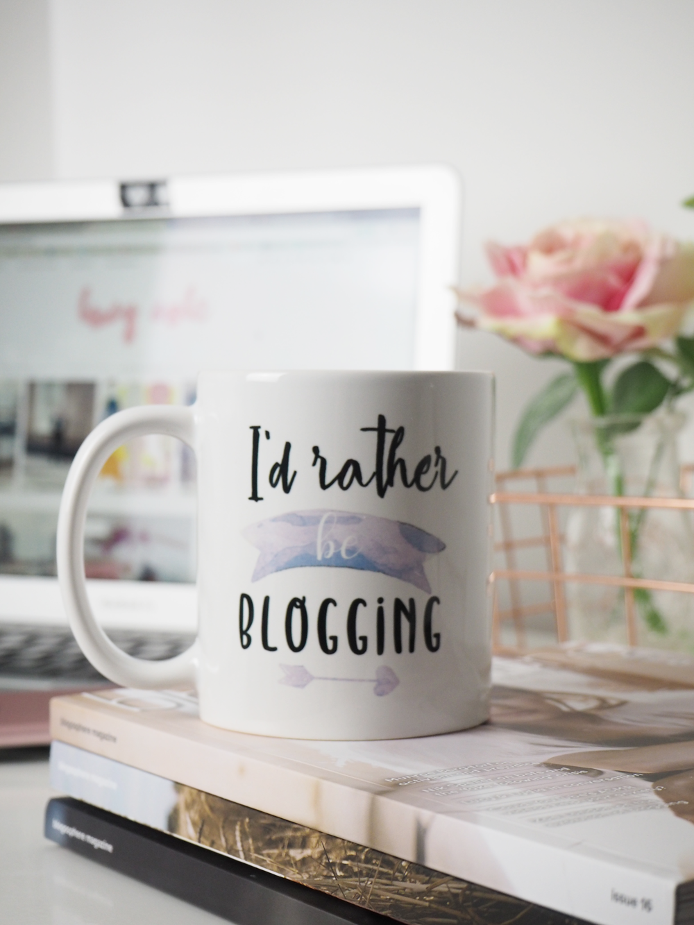 How I'm Keeping on top of my Blogging Admin // LUCY-COLE