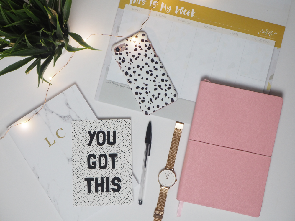 How to be productive on the go // LUCY-COLE