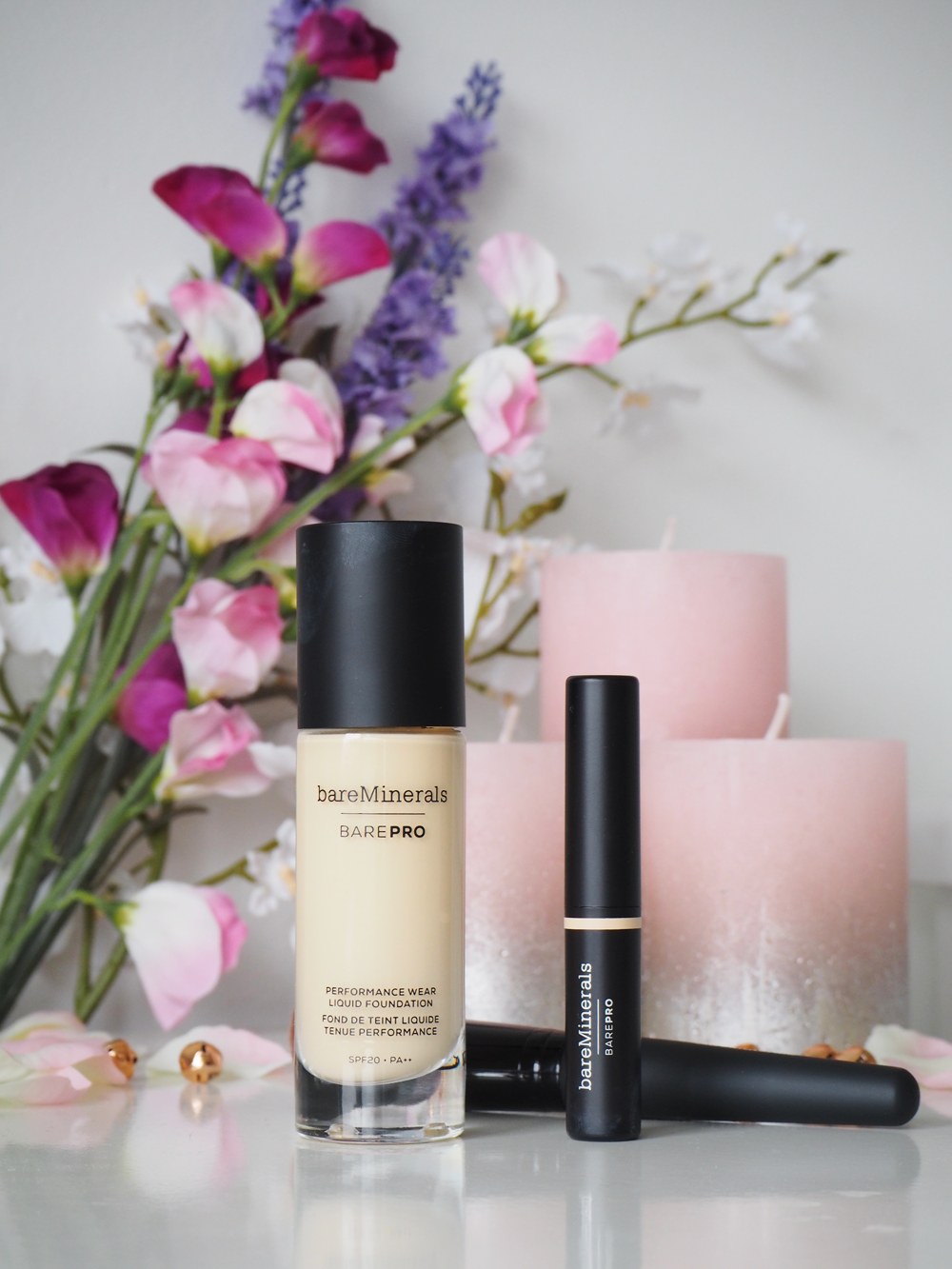 Bare Minerals BarePRO Liquid Foundation // LUCY-COLE