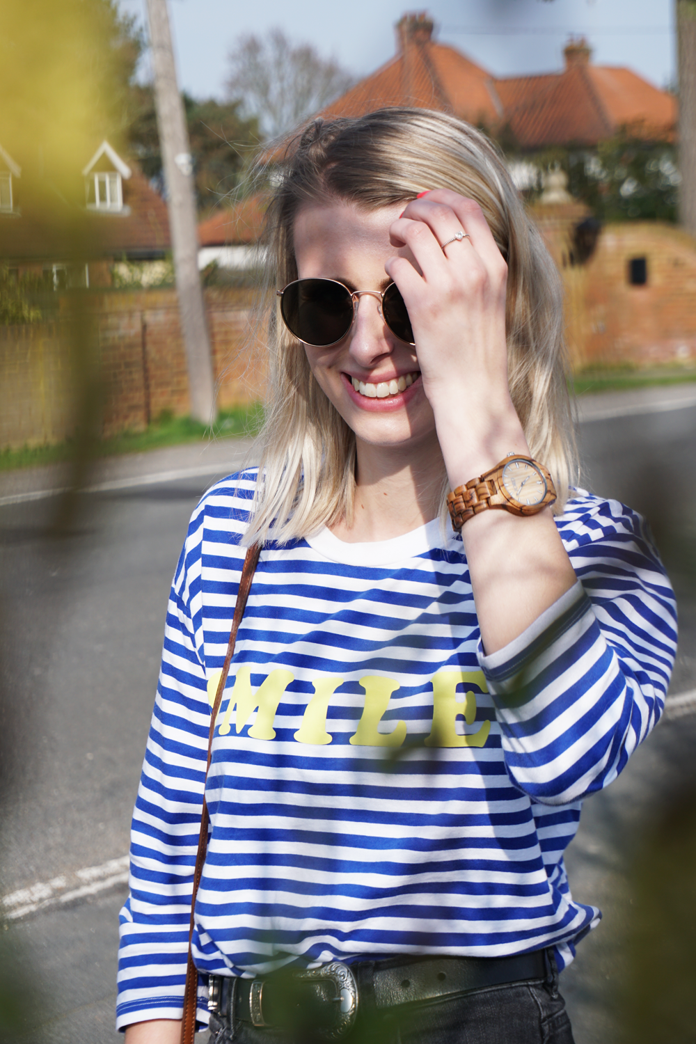 the 3 accessories you need this spring // LUCY-COLE