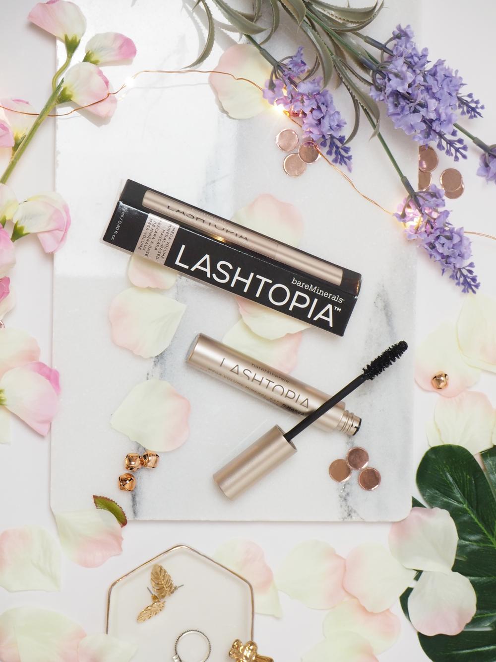 Bare Minerals Lashtopia Mascara // LUCY-COLE
