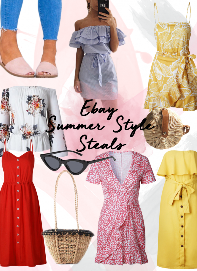 Ebay Summer Style Steals // LUCY-COLE