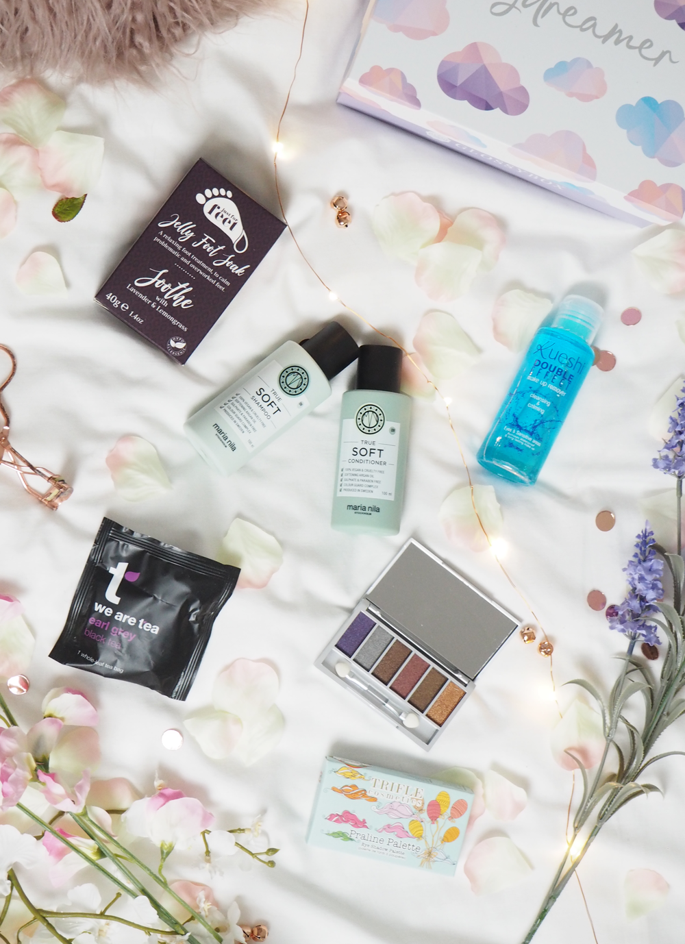 May Glossybox Review // LUCY-COLE