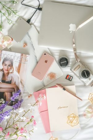 My Blogging Kit // LUCY-COLE