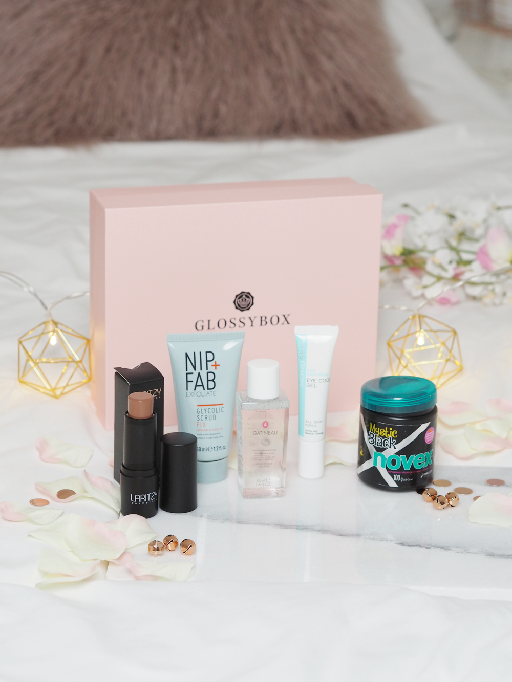 June Glossybox Review // LUCY-COLE