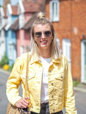 Colour Crush: Yellow // LUCY-COLE