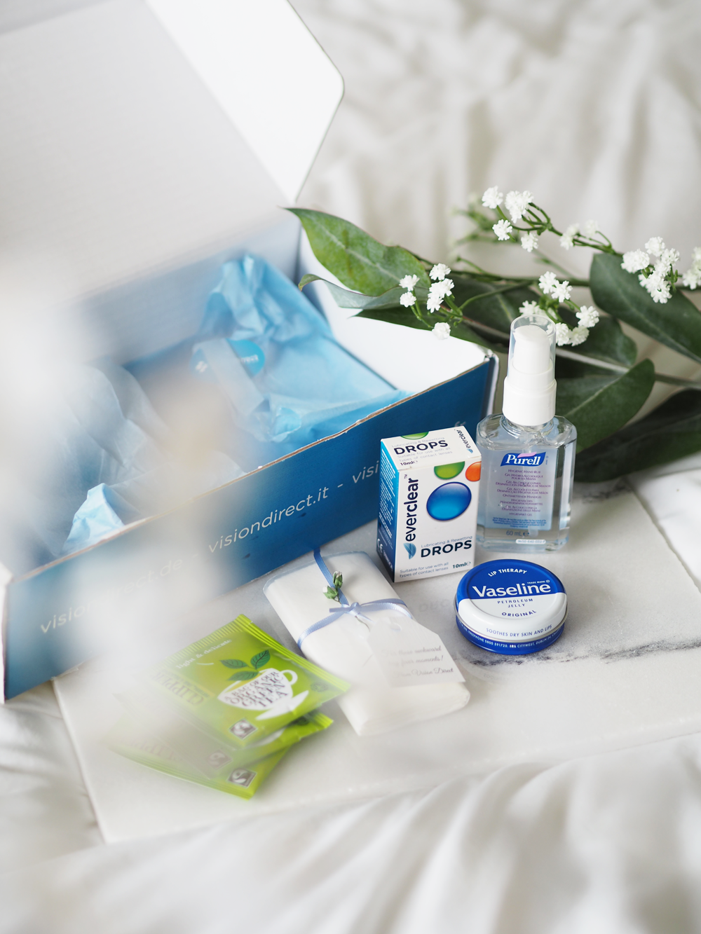 Tackling hay fever this Summer with Vision Direct // LUCY-COLE
