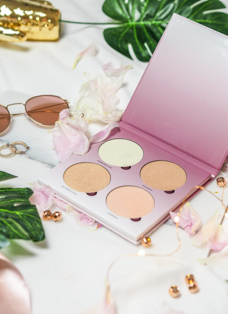The palette keeping me glowing: Anastasia Beverly Hills Sugar Glow Kit // LUCY-COLE