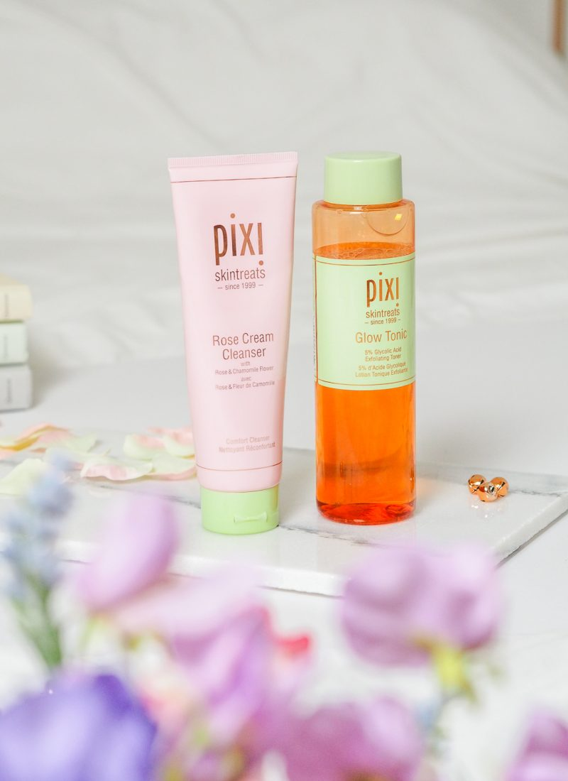 The Pixi skincare duo I've been using recently
