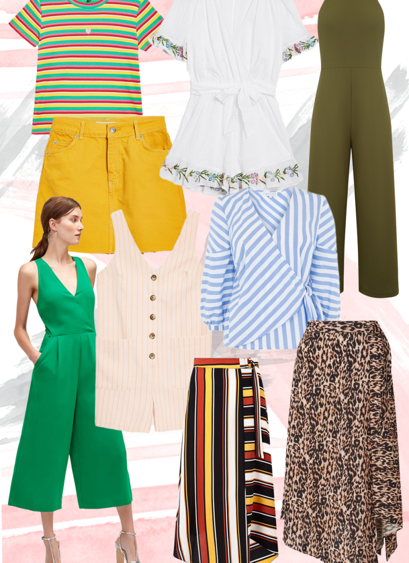 A summer heatwave wishlist // LUCY-COLE