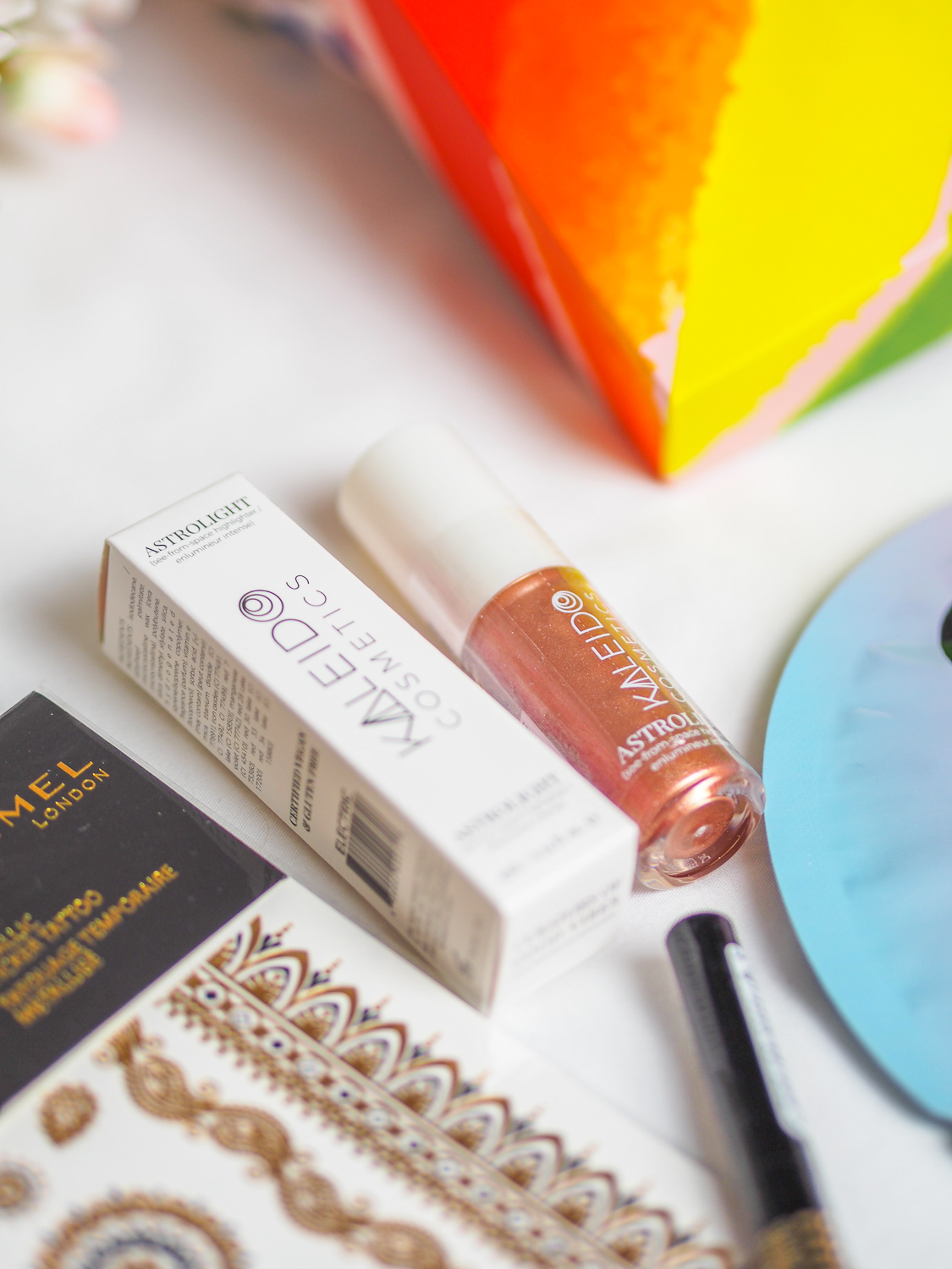 Glossybox PRIDE Edition | LUCY-COLE