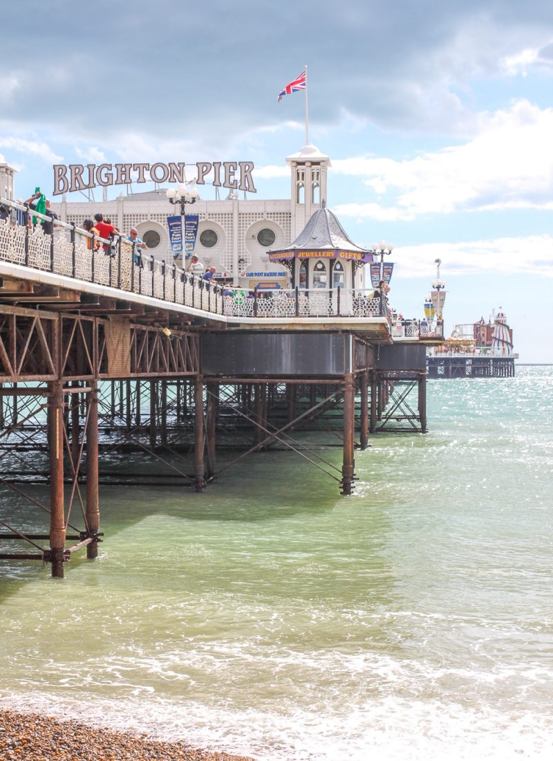 When in Brighton: A travel guide to the seaside city