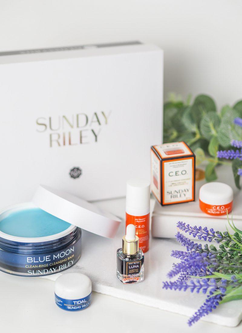 The Sunday Riley Glossybox