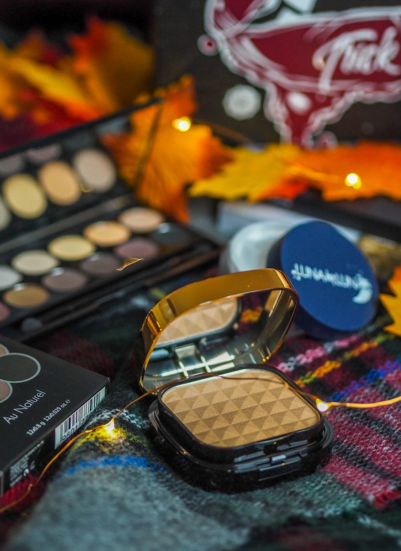 Trick or Treat Glossybox: TRICK Edition | LUCY-COLE