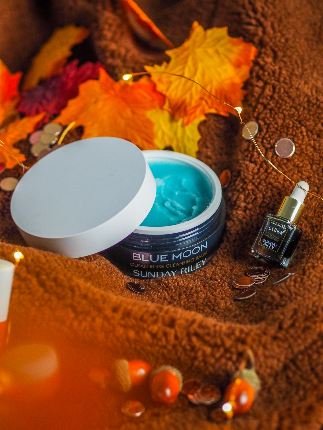 The Sunday Riley Cleansing Balm | lucy-cole