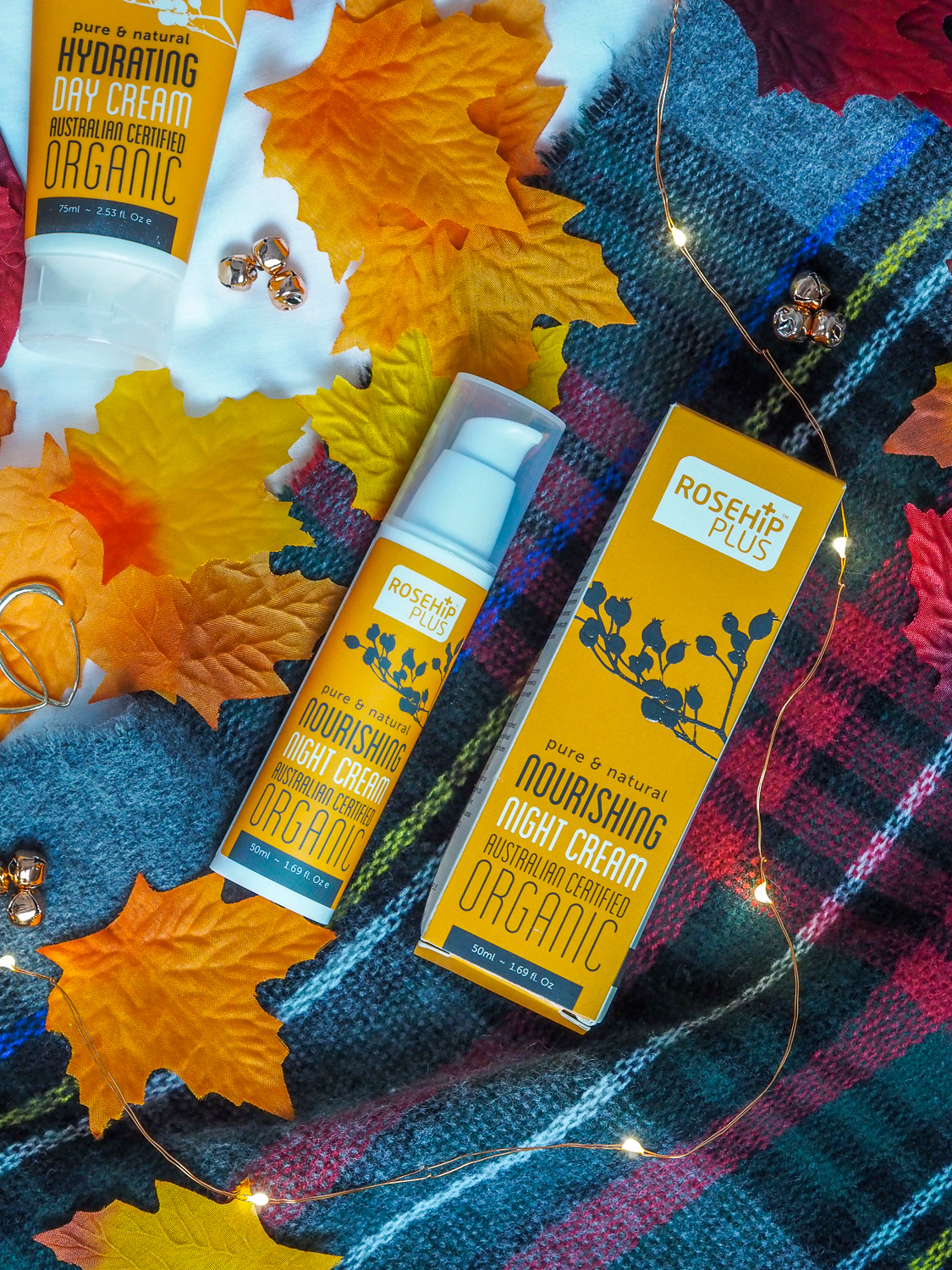 Two from Rosehip Plus Skincare | lucy-cole