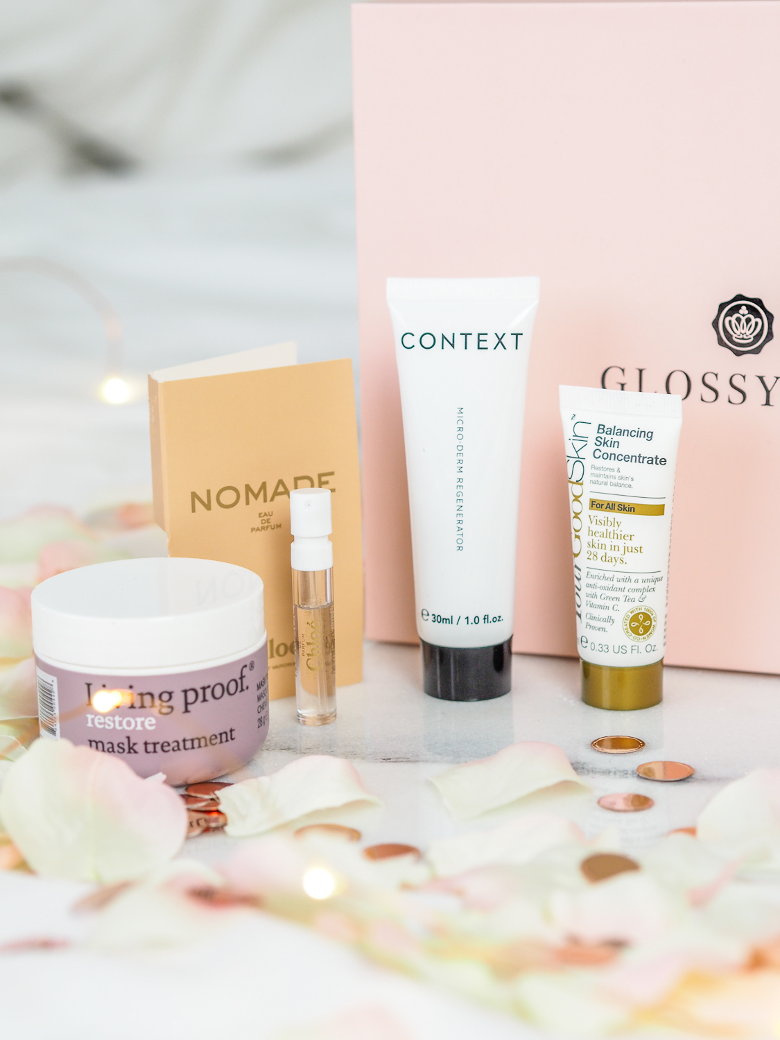 What's in the November Glossybox? | lucy-cole