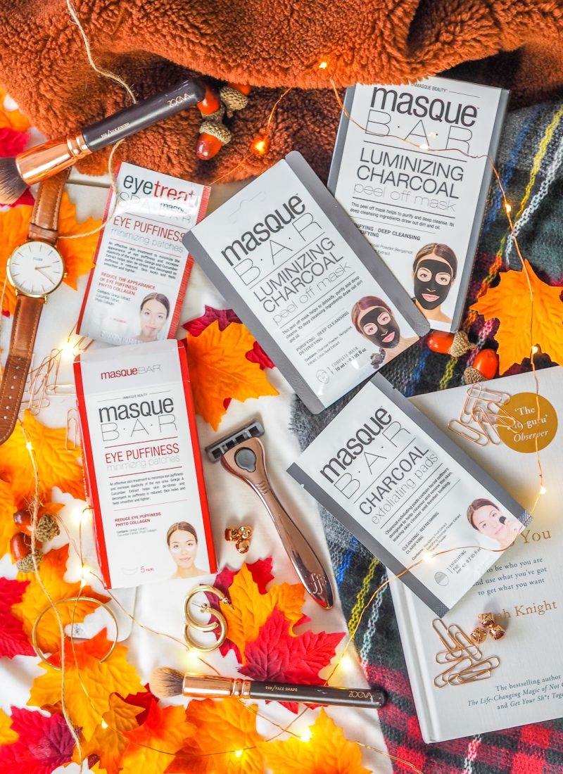 Pampering with Masque Bar