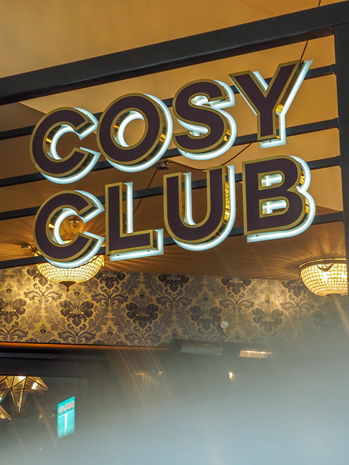 Trying out the new Cosy Club Christmas menu | lucy-cole