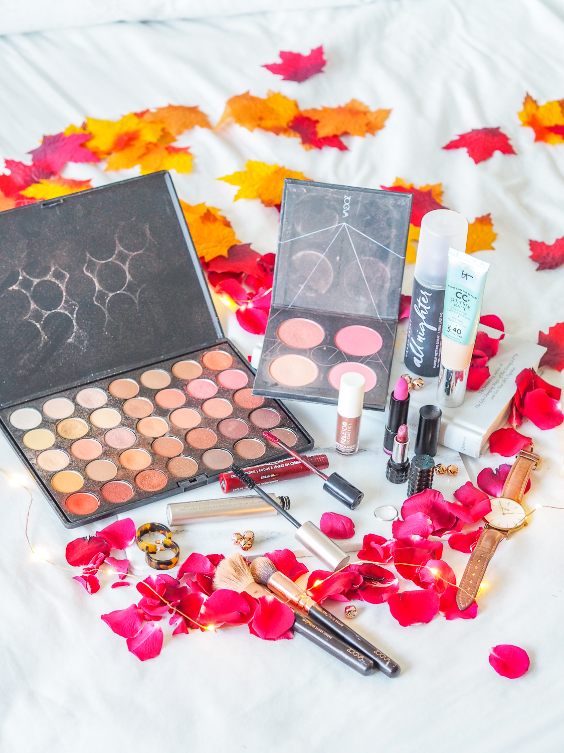 What's in my Autumn make-up bag? | lucy-cole