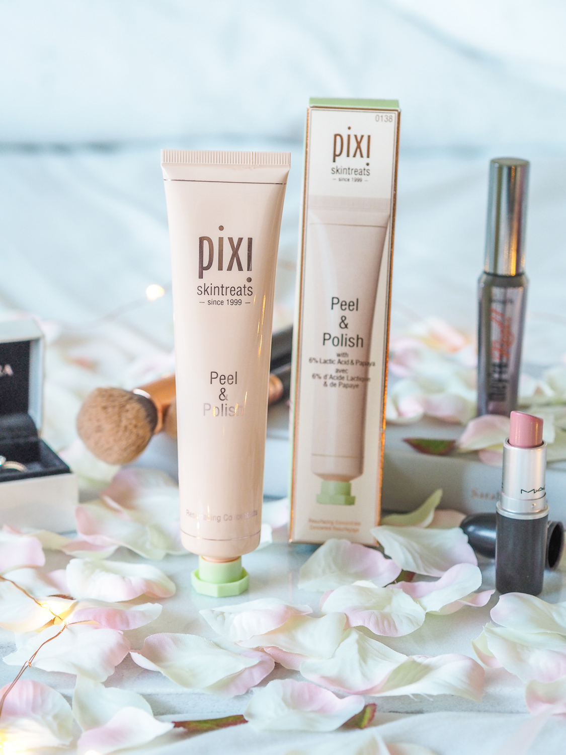 Another product from Pixi: The Peel and Polish | lucy-cole