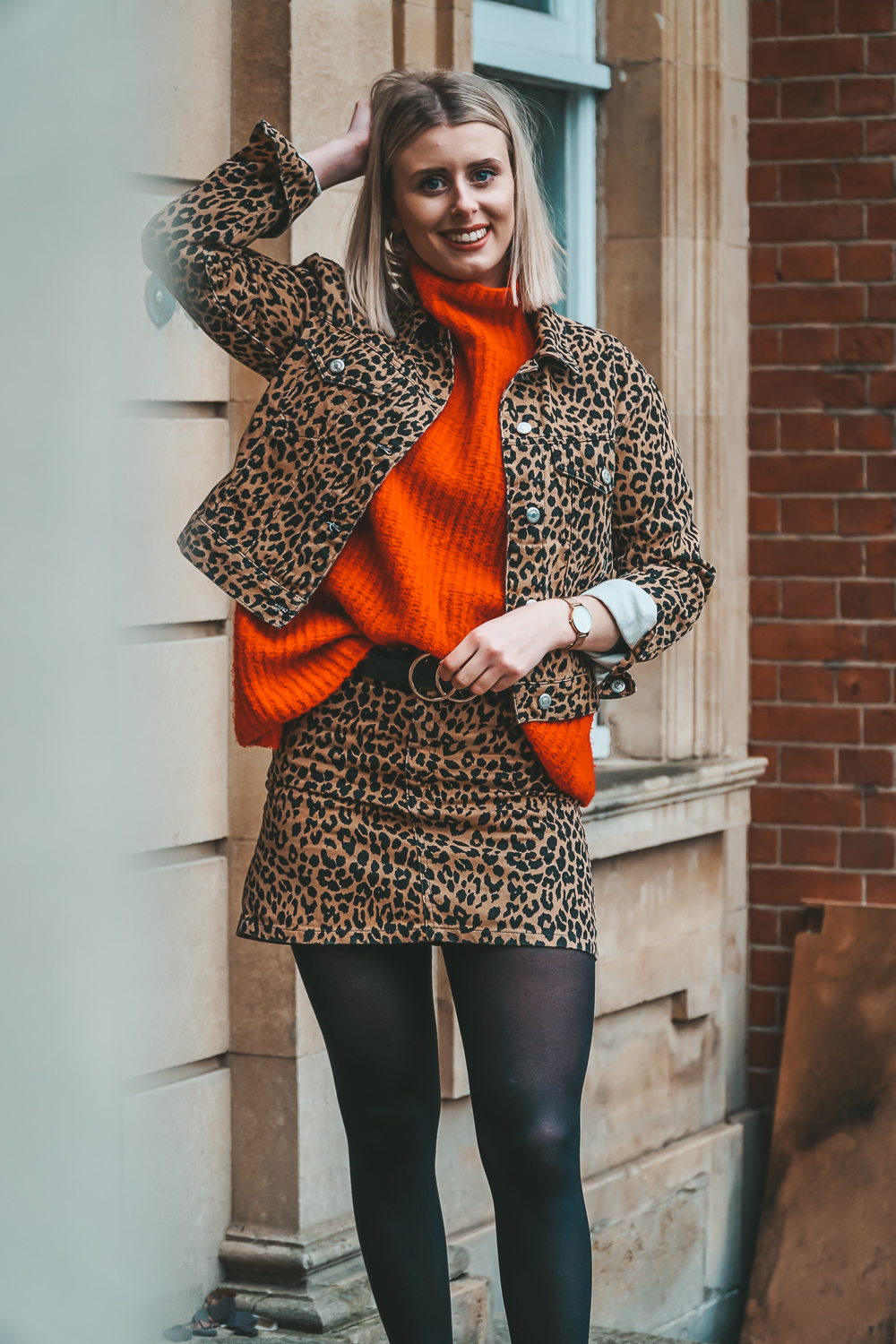 Styling leopard print into 2019 | Lucy-cole