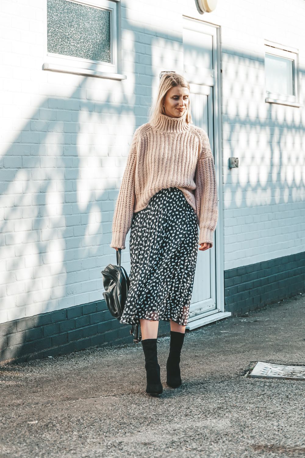 How to style the midi skirt | lucy-cole