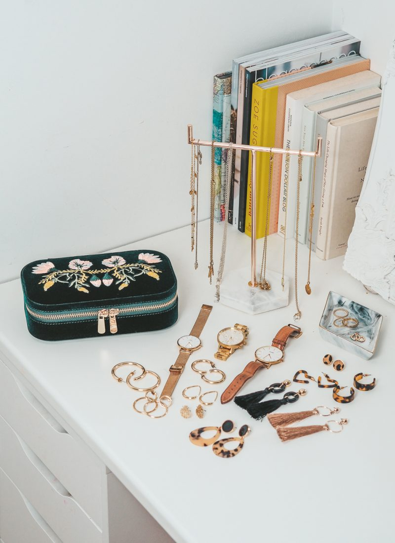 Take a look at my current jewellery collection