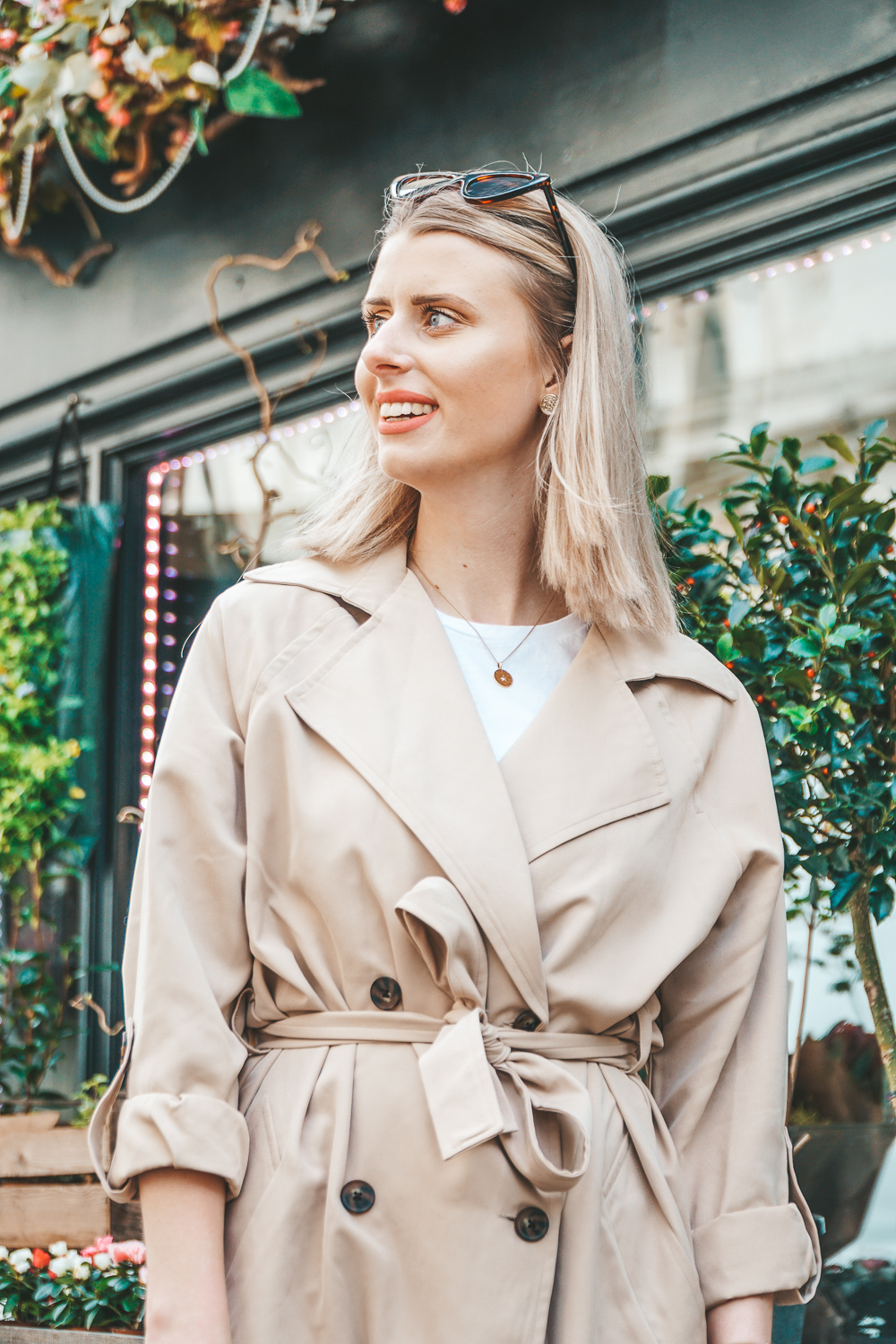 The classic trench coat, and why every wardrobe needs one | lucy-cole