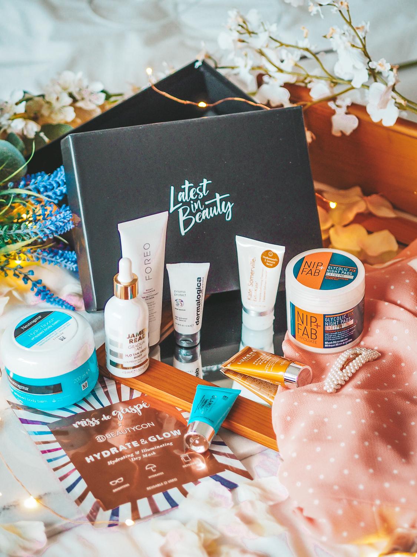 Latest in Beauty box: The Grazia edit | lucy-cole