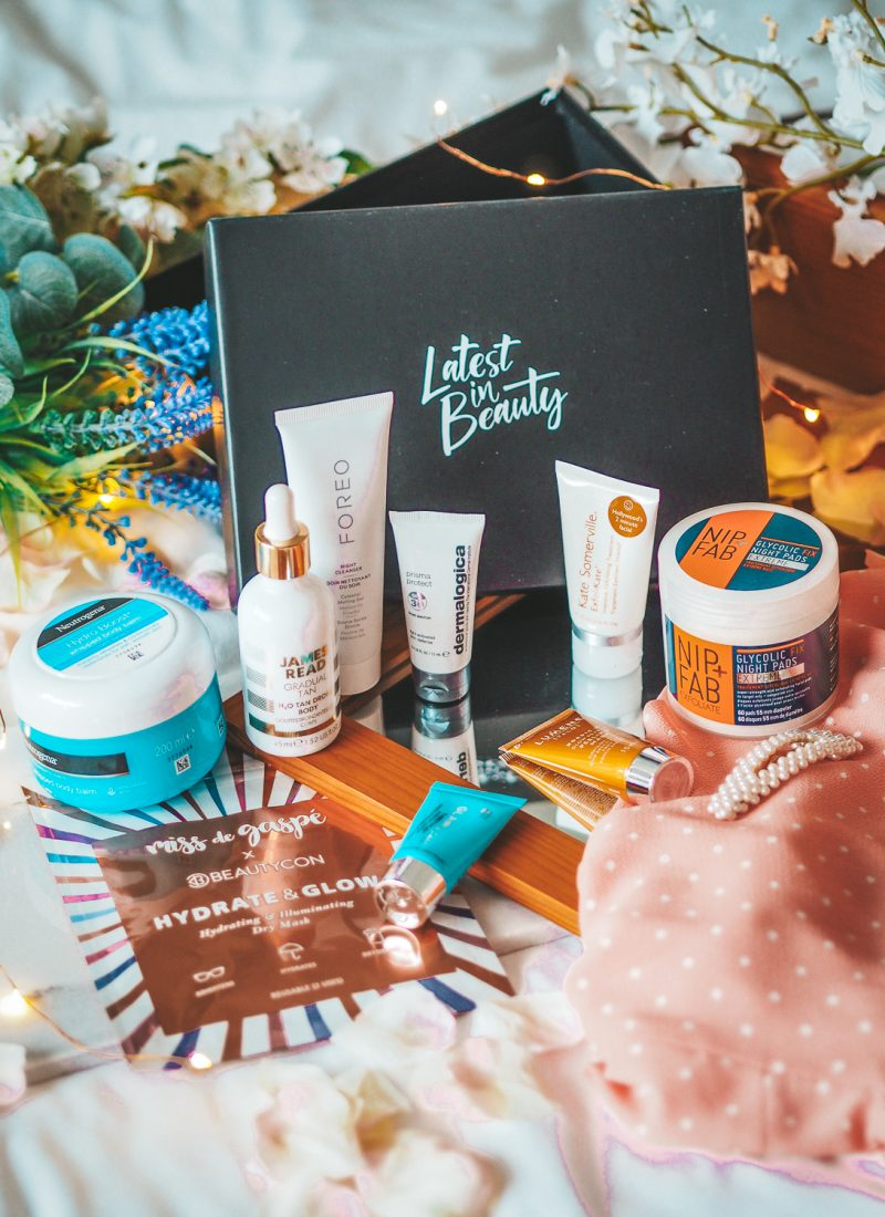 Latest in Beauty box: The Grazia edit | lucy-cole