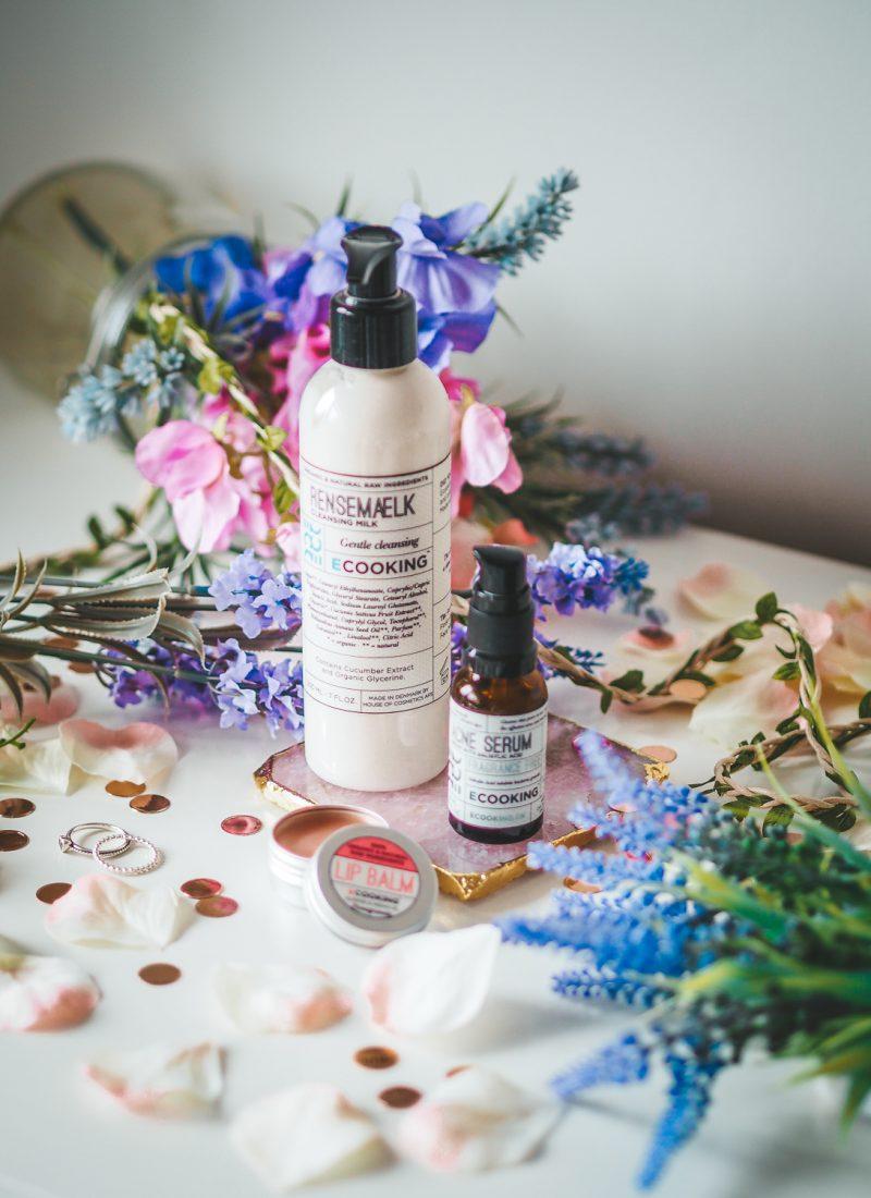 Introducing the Danish Skincare brand: Ecooking